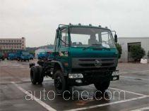 CNJ Nanjun CNJ3040QP37M dump truck chassis