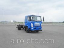 CNJ Nanjun CNJ3040ZPB33V dump truck chassis