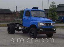 CNJ Nanjun CNJ3050BD37M dump truck chassis