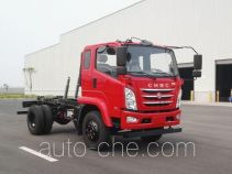 CNJ Nanjun CNJ3060ZPB33V dump truck chassis