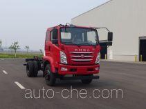 CNJ Nanjun CNJ3060ZPB37V dump truck chassis