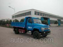 南骏牌CNJ3070ZBD37M型自卸汽车