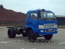 CNJ Nanjun CNJ3160ZGP39M dump truck chassis
