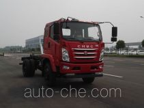 CNJ Nanjun CNJ3120ZPB34V dump truck chassis