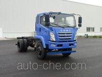 CNJ Nanjun CNJ3120ZPB37M dump truck chassis