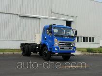 CNJ Nanjun CNJ3150GPA43M dump truck chassis