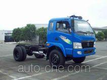 CNJ Nanjun CNJ3160ZFP34M dump truck chassis