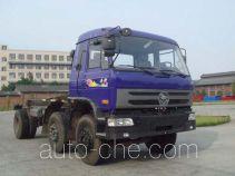 CNJ Nanjun CNJ3250ZHP50M dump truck chassis
