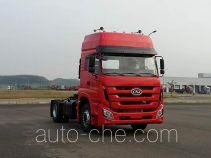 CNJ Nanjun CNJ4180KPG36V седельный тягач