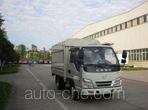 南骏牌CNJ5030CCYWDA26M型仓栅式运输车