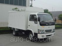 CNJ Nanjun CNJ5030XXPED31 soft top box van truck