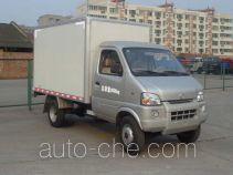 CNJ Nanjun CNJ5030XXYRD28M1 box van truck