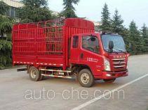 CNJ Nanjun CNJ5040CCYZDB33V stake truck