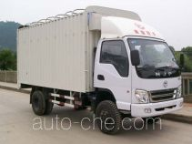 CNJ Nanjun CNJ5030XXPED33 soft top box van truck