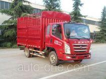 CNJ Nanjun CNJ5041CCYZDB33V грузовик с решетчатым тент-каркасом