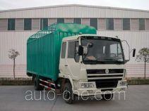 CNJ Nanjun CNJ5080XXPJP45 soft top box van truck