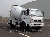 南骏牌CNJ5160GJBFPB37M型混凝土搅拌运输车