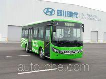 CNJ Nanjun CNJ6780JQDV city bus