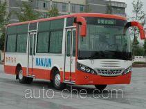 南骏牌CNJ6780JQNM型城市客车