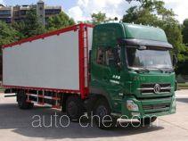 Putian Hongyan CPT5250XYK wing van truck