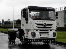 SAIC Hongyan CQ1166HKG401Z truck chassis