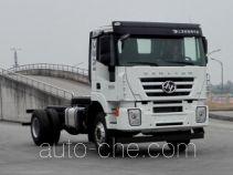 SAIC Hongyan CQ1166HTVG42-601 truck chassis