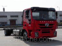 SAIC Hongyan CQ1186TCLHMDG681 truck chassis