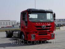 SAIC Hongyan CQ1186TCLHMVG681 truck chassis