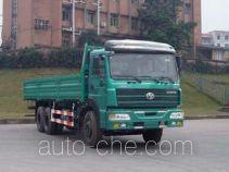 SAIC Hongyan CQ1203TLG384 cargo truck