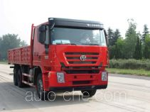 SAIC Hongyan CQ1255HMG384 cargo truck