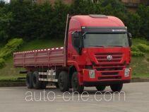 SAIC Hongyan CQ1314HXG466 cargo truck