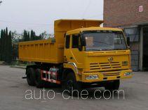 SAIC Hongyan CQ3253SMG384 dump truck