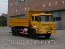SAIC Hongyan CQ3253SRG384 dump truck