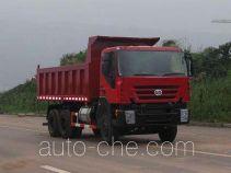 SAIC Hongyan CQ3254HTG384 dump truck