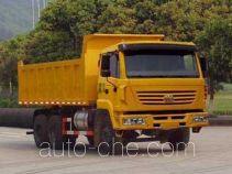 SAIC Hongyan CQ3254SMHG384 dump truck