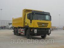 红岩牌CQ3255HMG384B型自卸汽车
