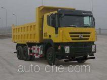 红岩牌CQ3255HTG364BS型自卸汽车