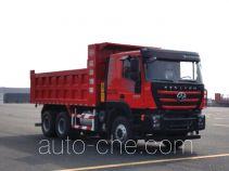 红岩牌CQ3256HMDG384L型自卸汽车