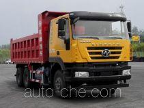 SAIC Hongyan CQ3256HTDG364S dump truck