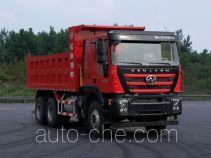 SAIC Hongyan CQ3256HTVG404S dump truck