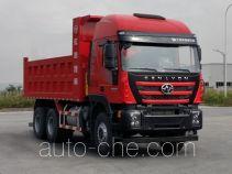 SAIC Hongyan CQ3256HXDG444L dump truck