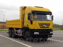 SAIC Hongyan CQ3256HXVG504L dump truck