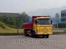 SAIC Hongyan CQ3313STG466 dump truck