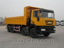 依维柯(IVECO)牌CQ3314HVG306W型自卸汽车