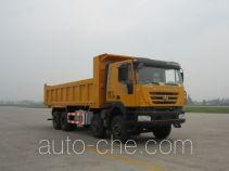 红岩牌CQ3315HTG486型自卸汽车
