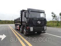 SAIC Hongyan CQ3315HXDG366BS dump truck