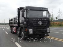 SAIC Hongyan CQ3315HXDG366S dump truck