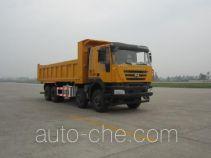 红岩牌CQ3315HXVG486L型自卸汽车
