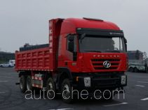 SAIC Hongyan CQ3316HTDG366L dump truck