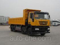 SAIC Hongyan CQ3316HTG306TB dump truck